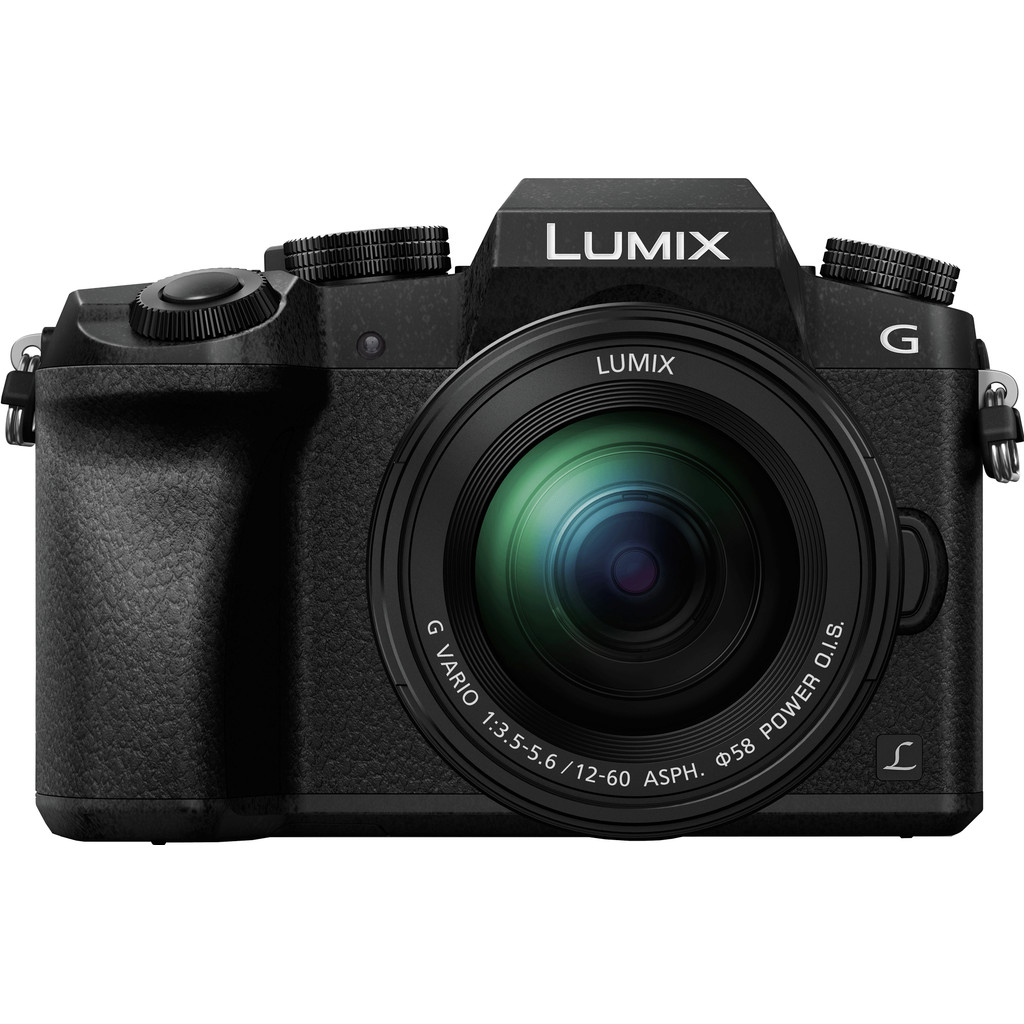 Panasonic Lumix DMC-G7MEG-K + 12-60mm in Wulpenbek