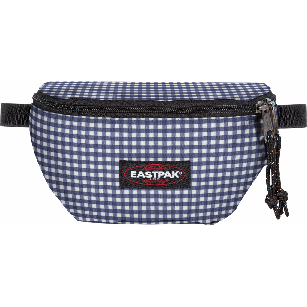 Eastpak Springer Gingham Blue in Sint-Maria-Latem