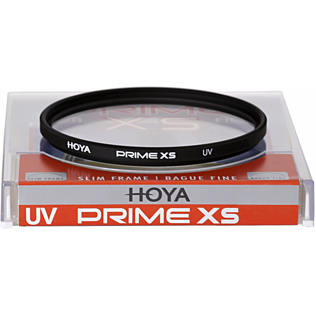 Hoya PrimeXS Multicoated UV filter 58.0MM in Ridderbuurt