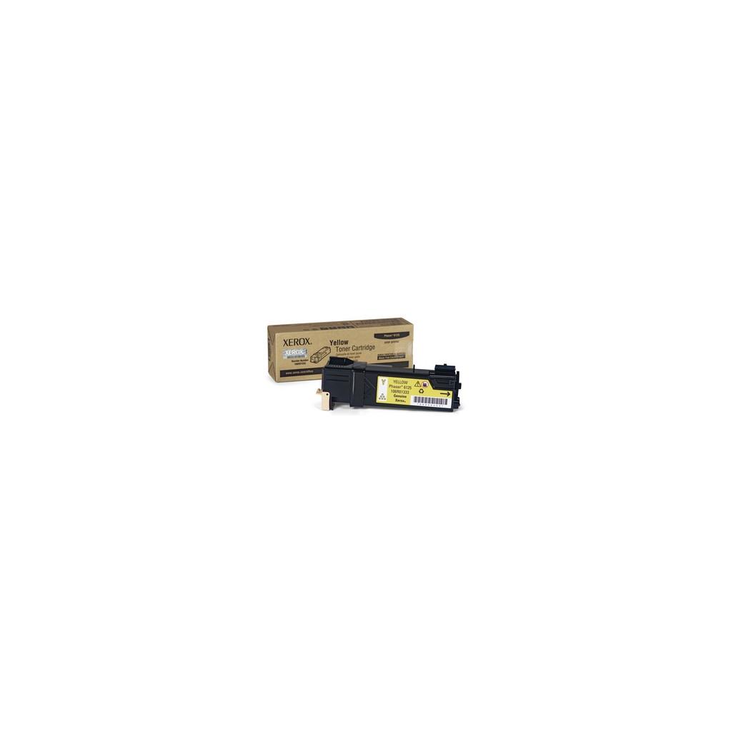 TONERCARTRIDGE XEROX 106R01333 1K GEEL