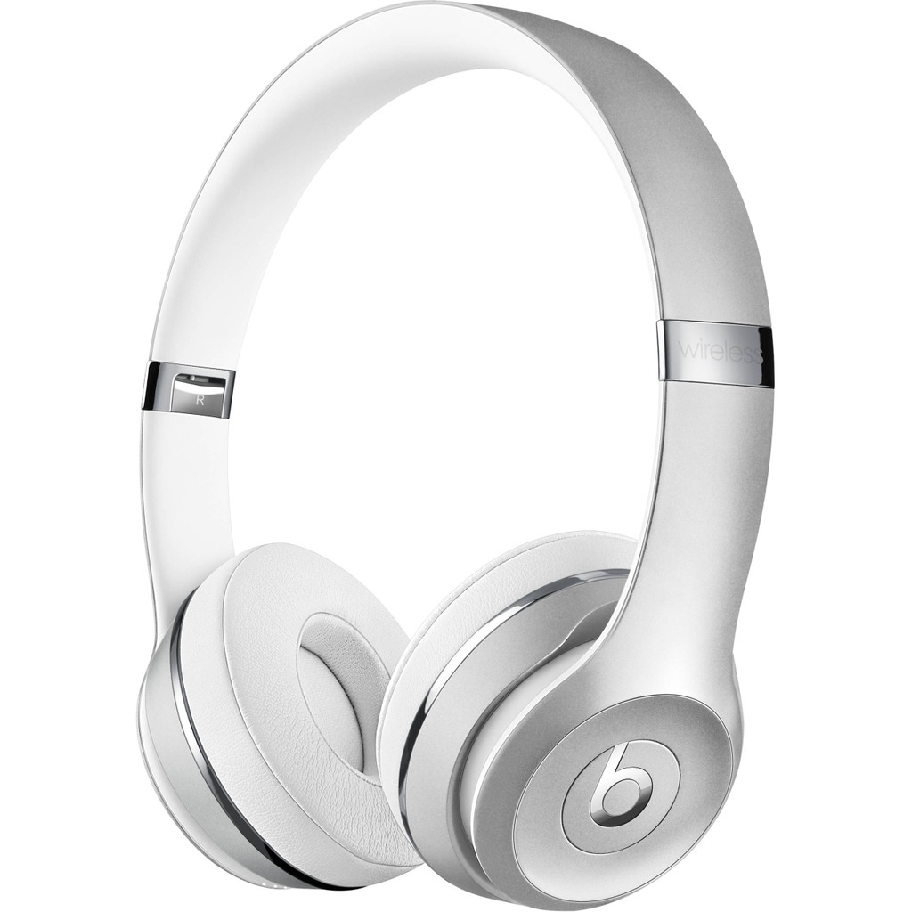 Apple Beats Solo3 Wireless Stereofonisch Hoofdband Zilver