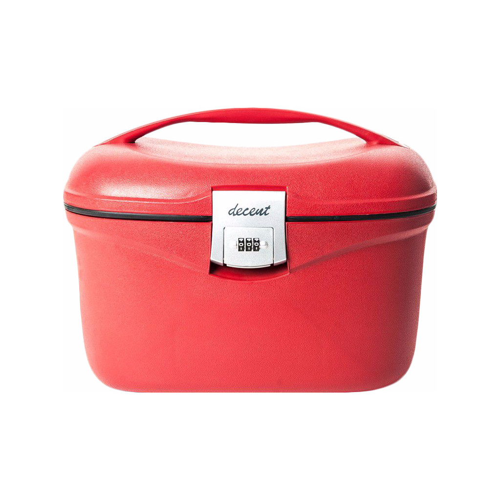 Decent Sportivo Beautycase Red in Mun