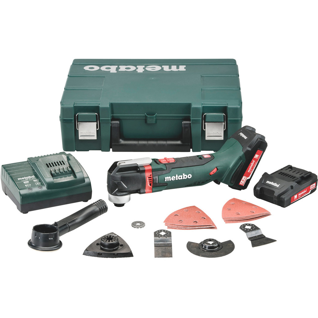 Metabo MT 18 LTX Compact multitool 18 V 7000 18000 -min