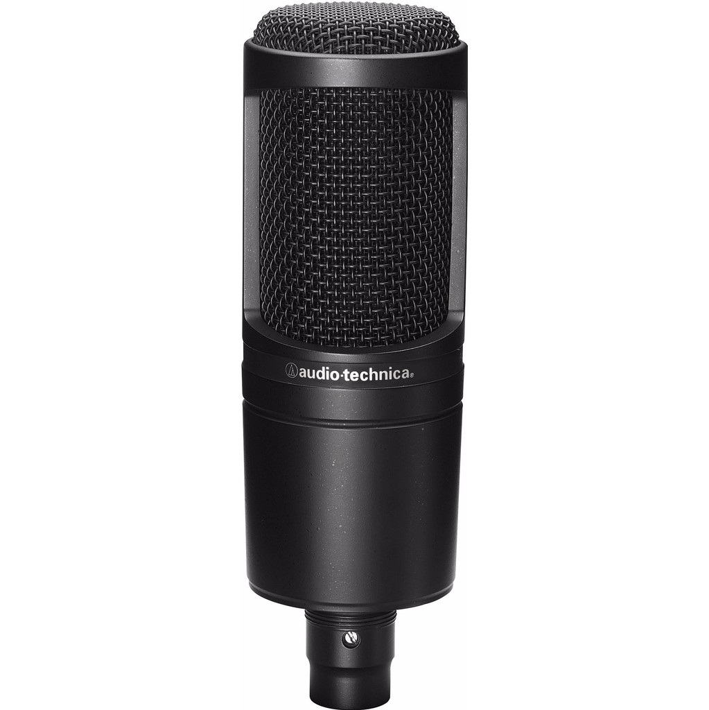 Afbeelding van Audio Technica AT2020 Studio microfoon