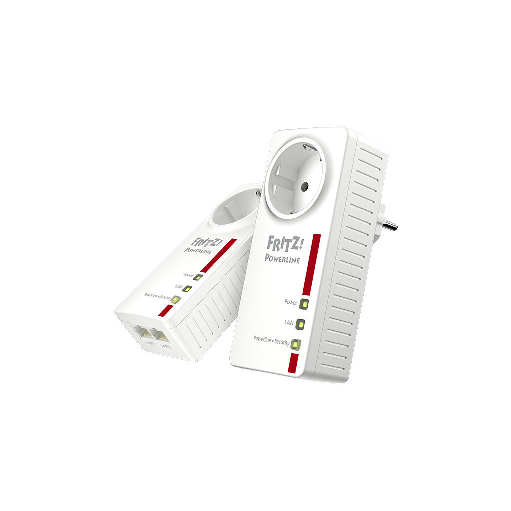 AVM Powerline starterkit 1.2 Gbit-s