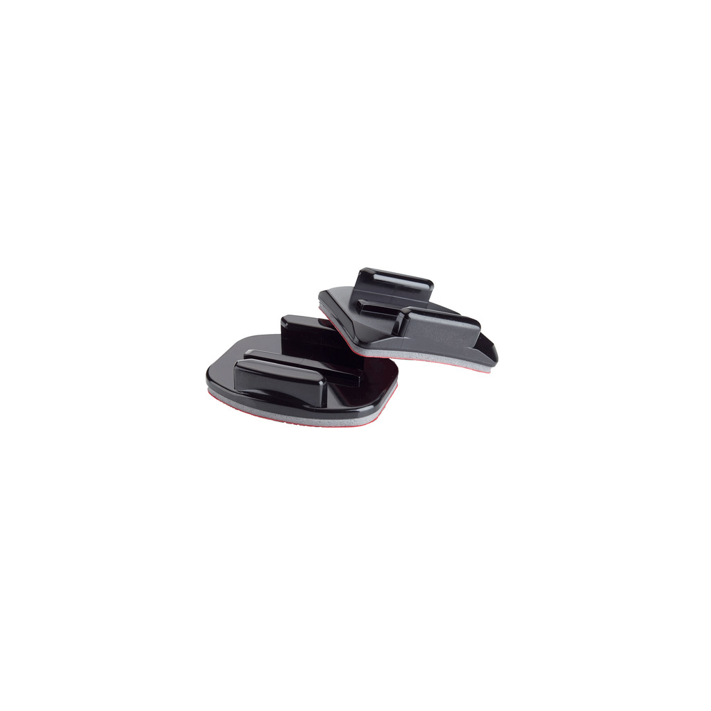 GoPro curved + flat adhesive mounts in On