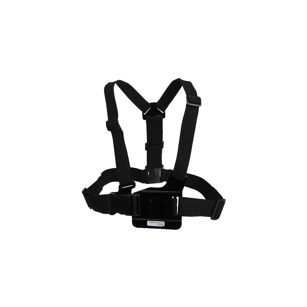 PRO-mounts Chest Harness Mount in Anhée