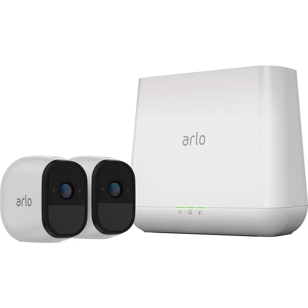 Afbeelding van Arlo by Netgear PRO Duo Pack IP camera
