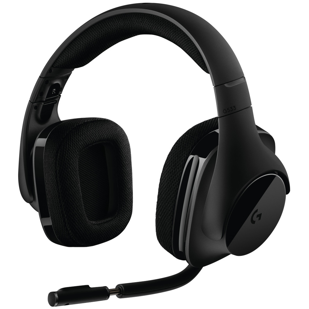 Logitech G533 Wireless in De Hoef