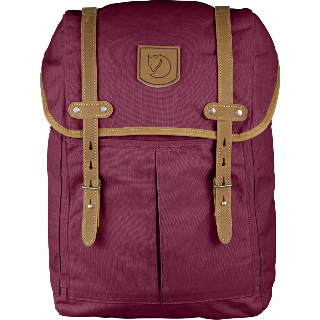 Fjallraven Rucksack No.21 Medium plum