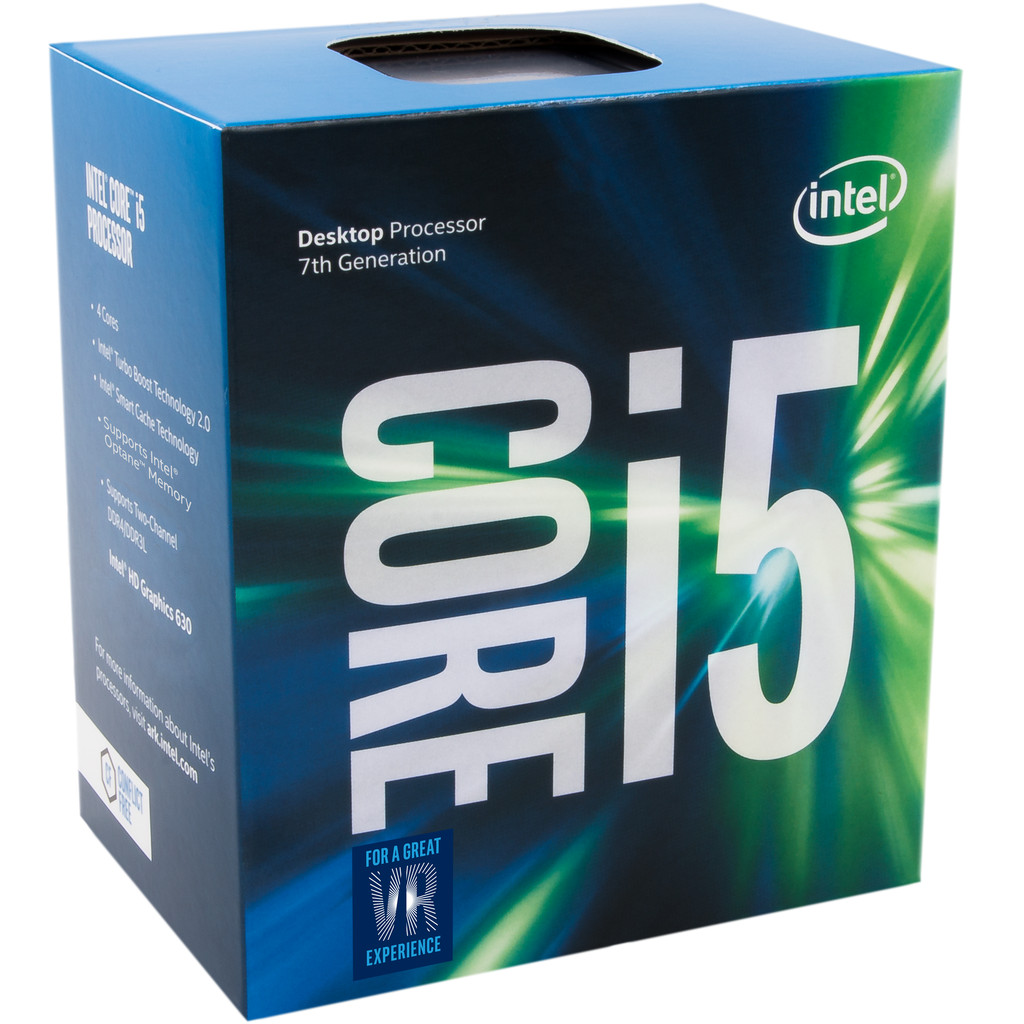Intel Core i5 7500 Kaby Lake