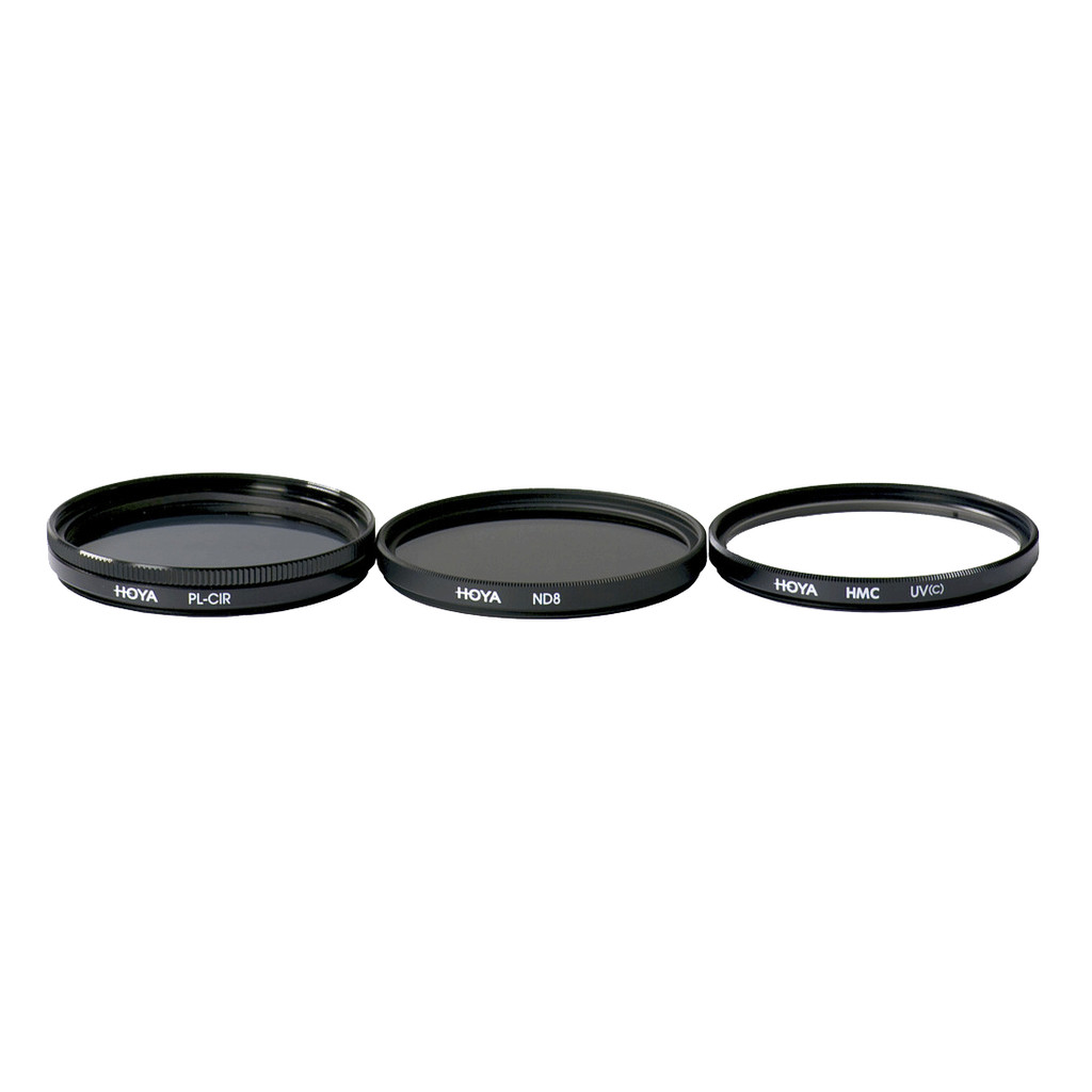 Hoya Digital Filter Introduction Kit 58mm in Asenray