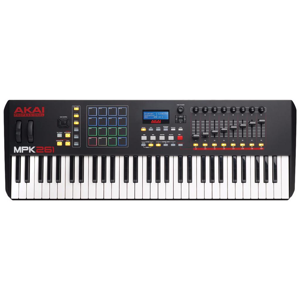 AKAI MPK 261 MIDI-controller