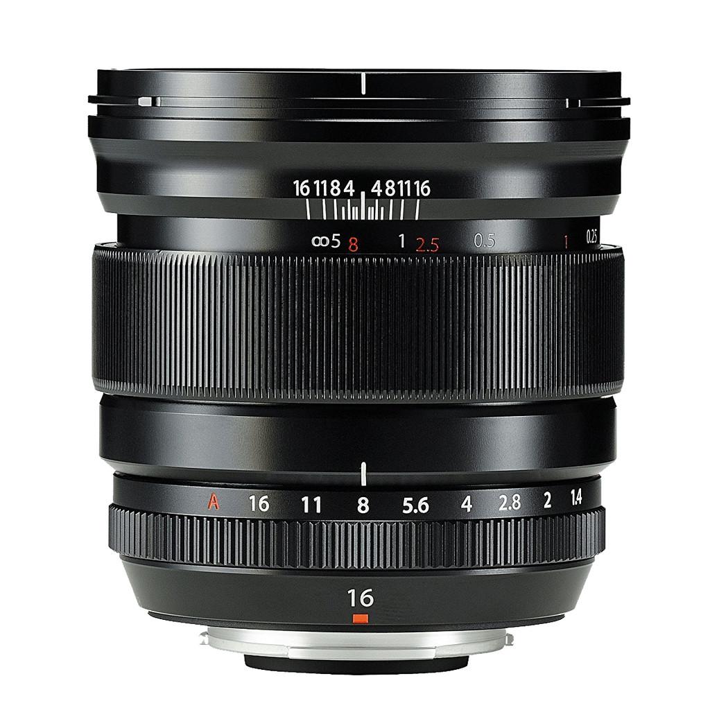Fujifilm XF 16mm f-1.4 R WR objectief