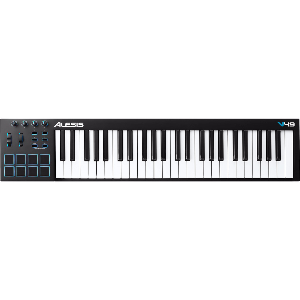 Alesis V49 in Asbroek