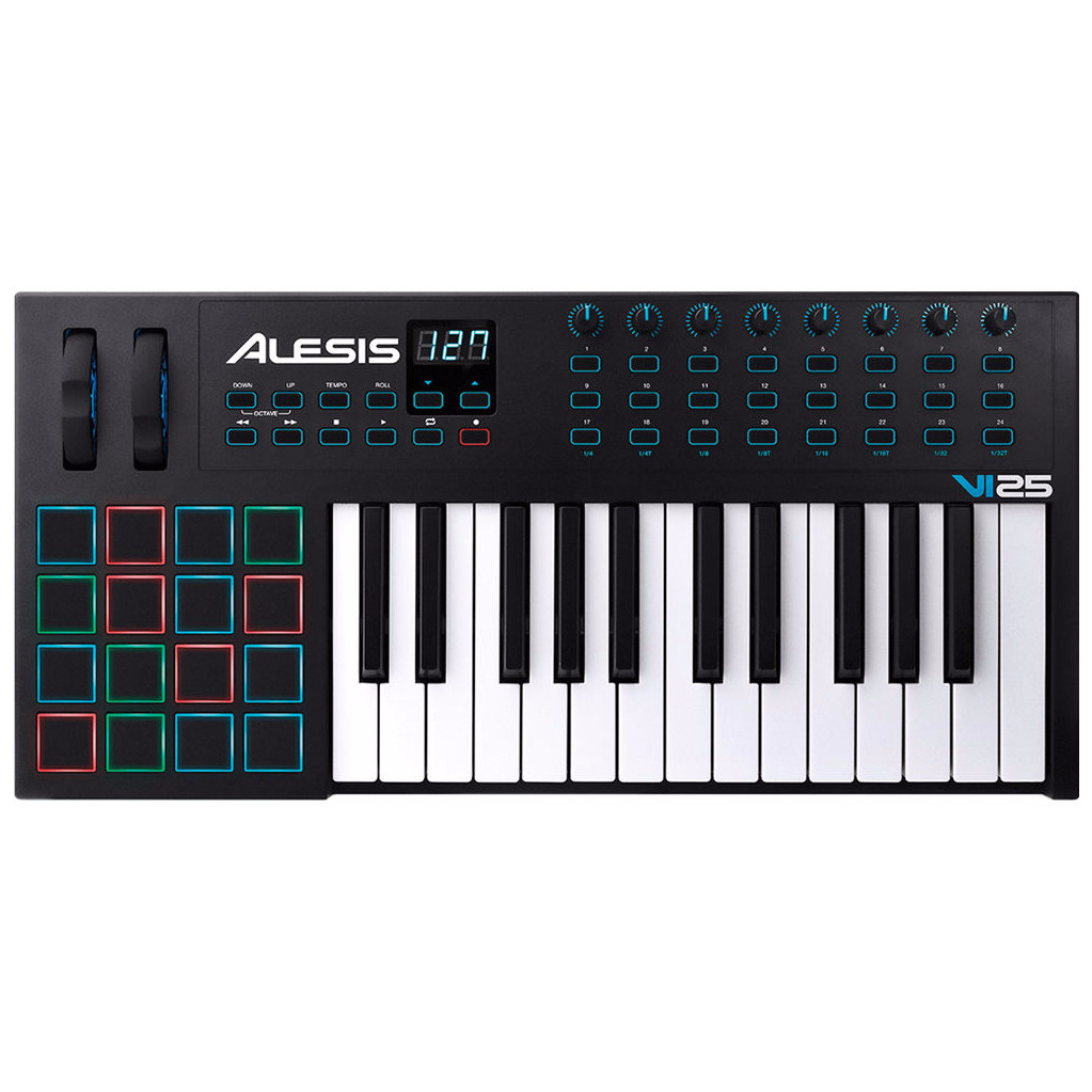 Alesis VI25 in Ter Lucht