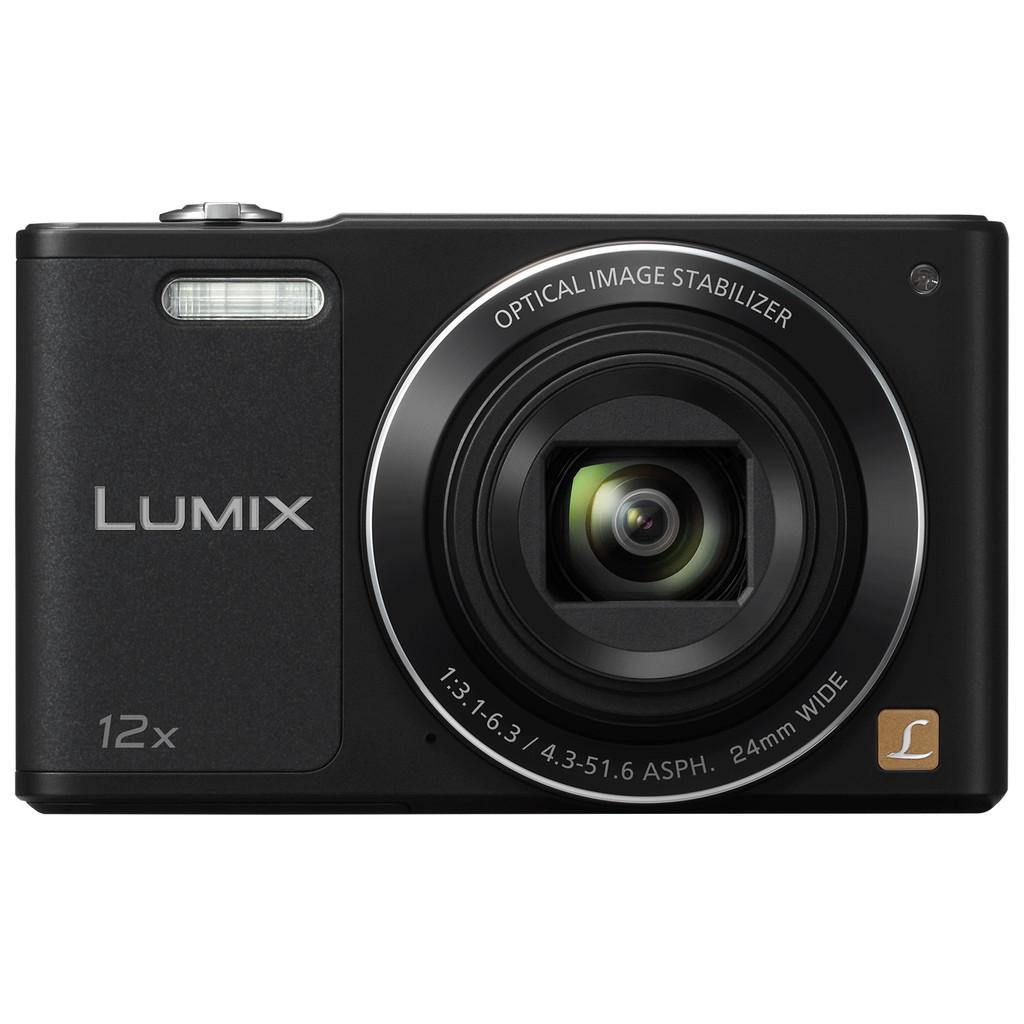 Panasonic Lumix DMC-SZ10 zwart in Veld