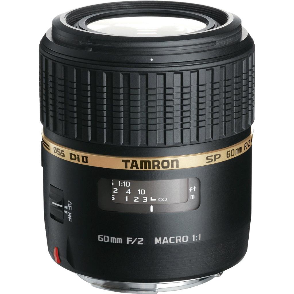 Tamron AF SP 60mm f/2.0 Di II LD IF Macro Nikon