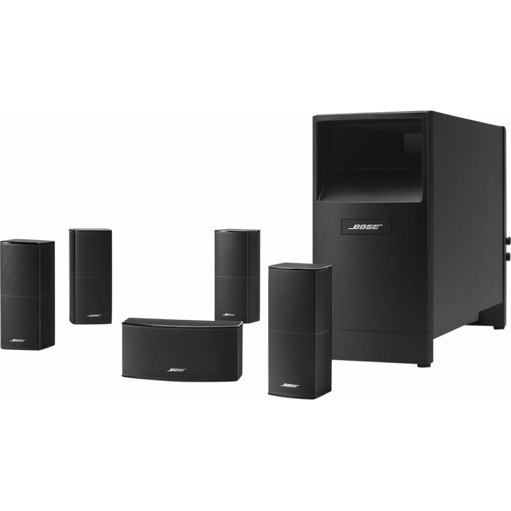 Afbeelding van Bose Acoustimass 10 series V Zwart hifi speaker