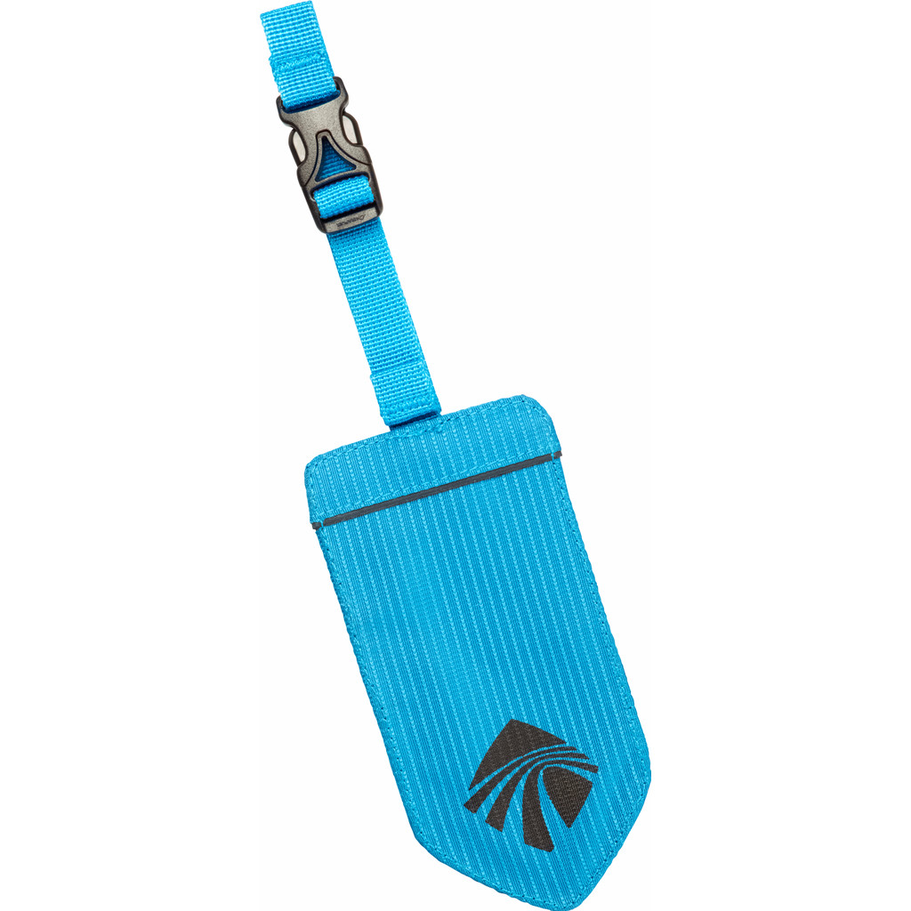 Eagle Creek Reflect Luggage Tag Blue in Oler