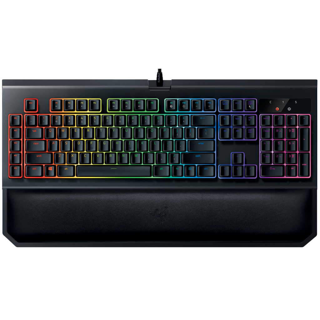 Razer BlackWidow Chroma V2 Yellow QWERTY in Eikenheuvel