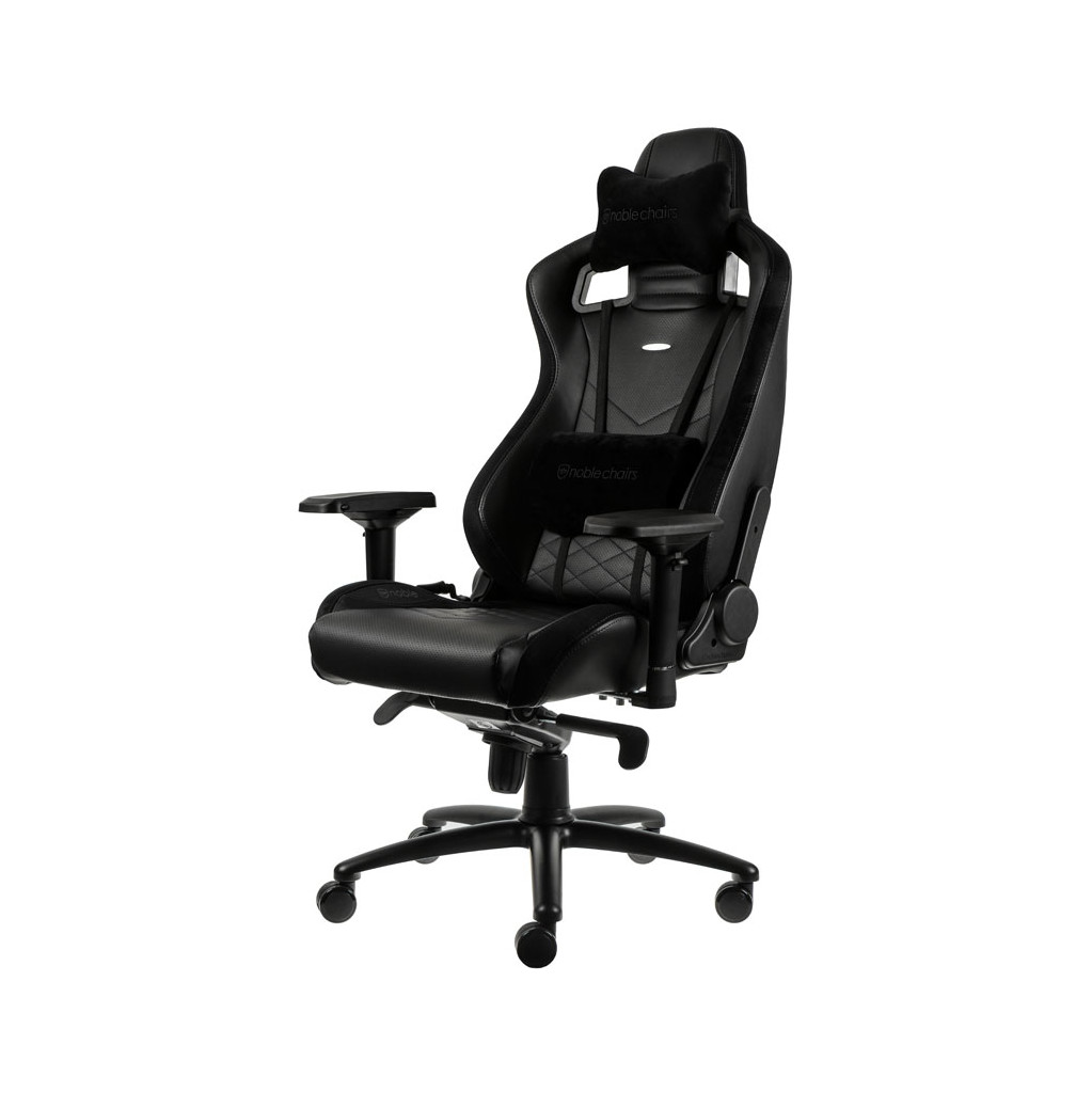 Noblechairs EPIC Zwart in Benningbroek