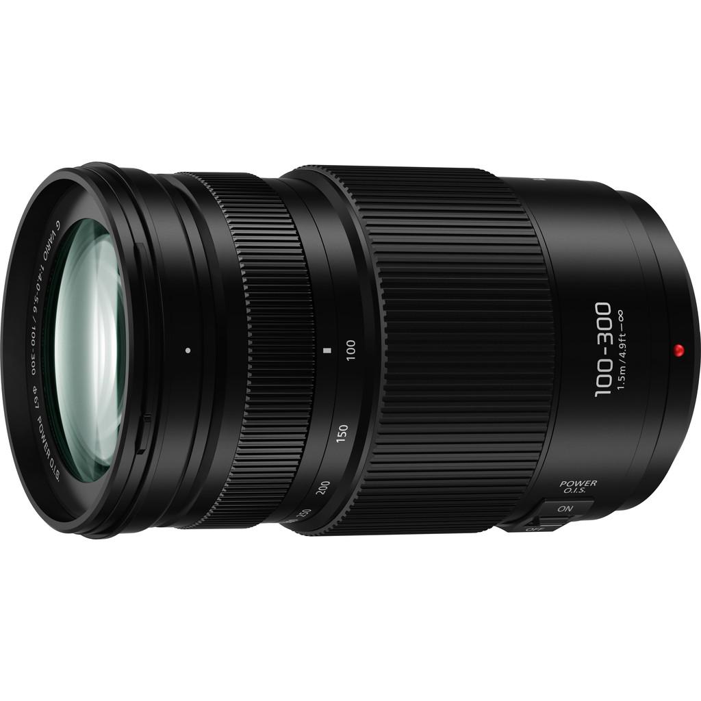 Panasonic MFT 100-300mm f/4.0-5.6 II Lumix G Vario