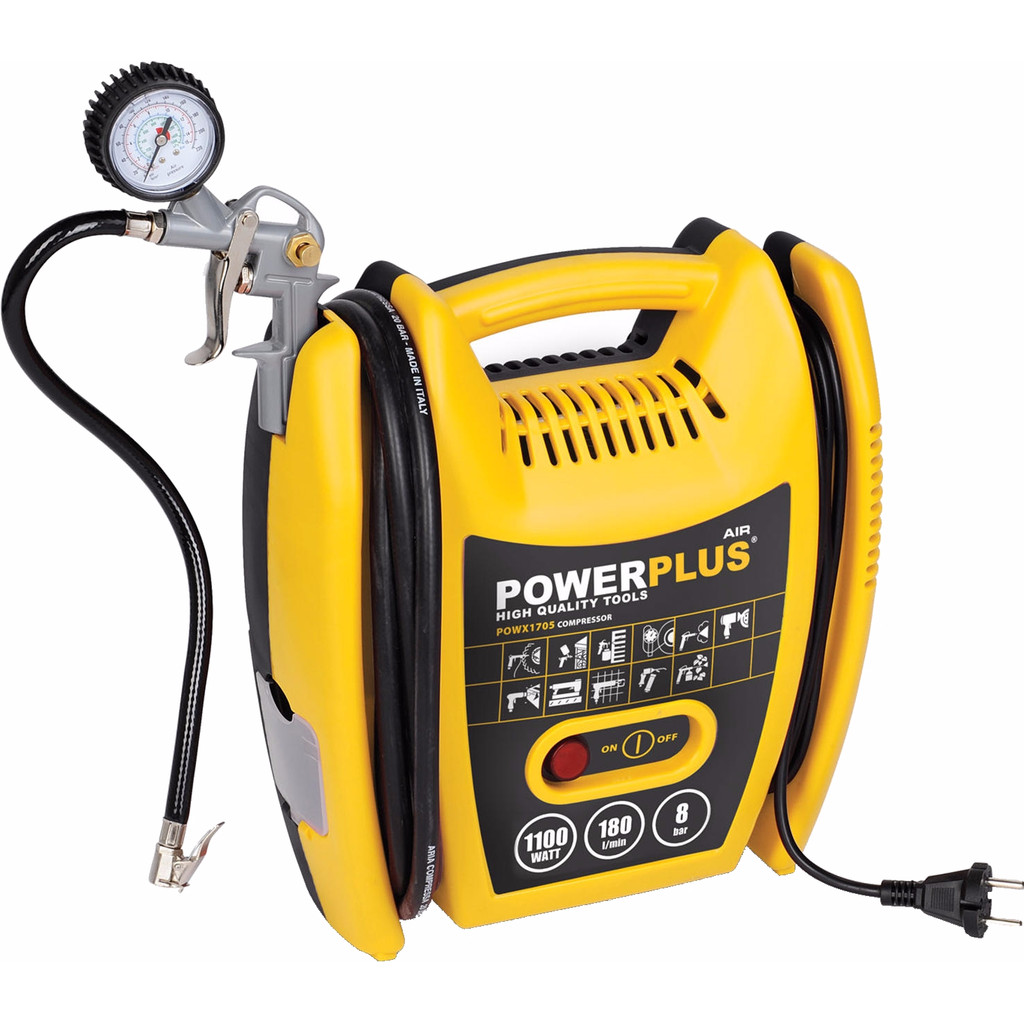 Powerplus POWX1705 in Habay-la-Vieille