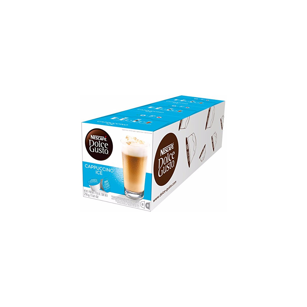 Dolce Gusto Cappuccino Ice 3 pack kopen