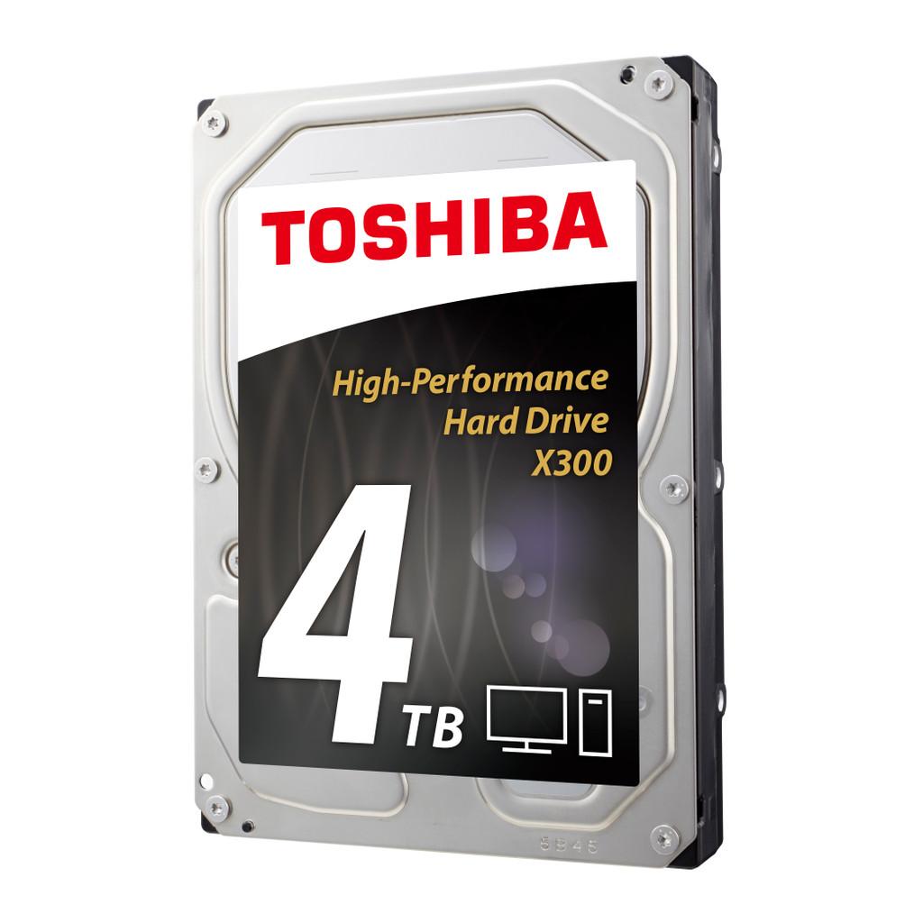 Toshiba X300 HDWE140EZSTA 4 TB