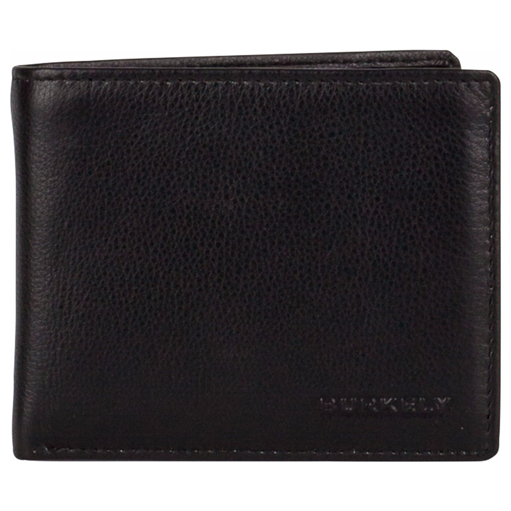 Burkely Classic Collin High Flap CC Coin Black in Bus