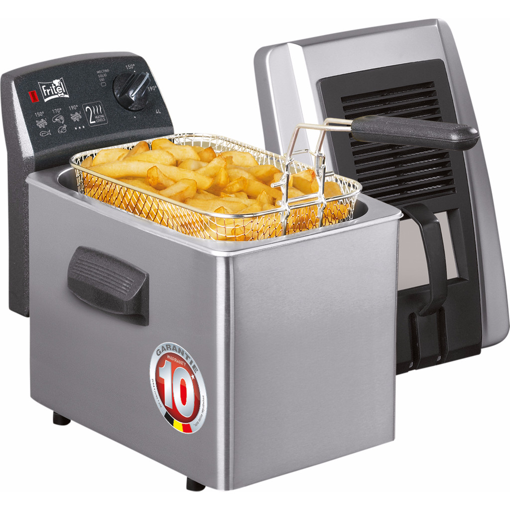 Fritel Turbo SF 4371 4L Friteuses