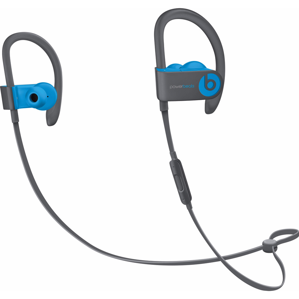 Beats by Dr. Dre Powerbeats3 Stereofonisch oorhaak Zwart, Blauw