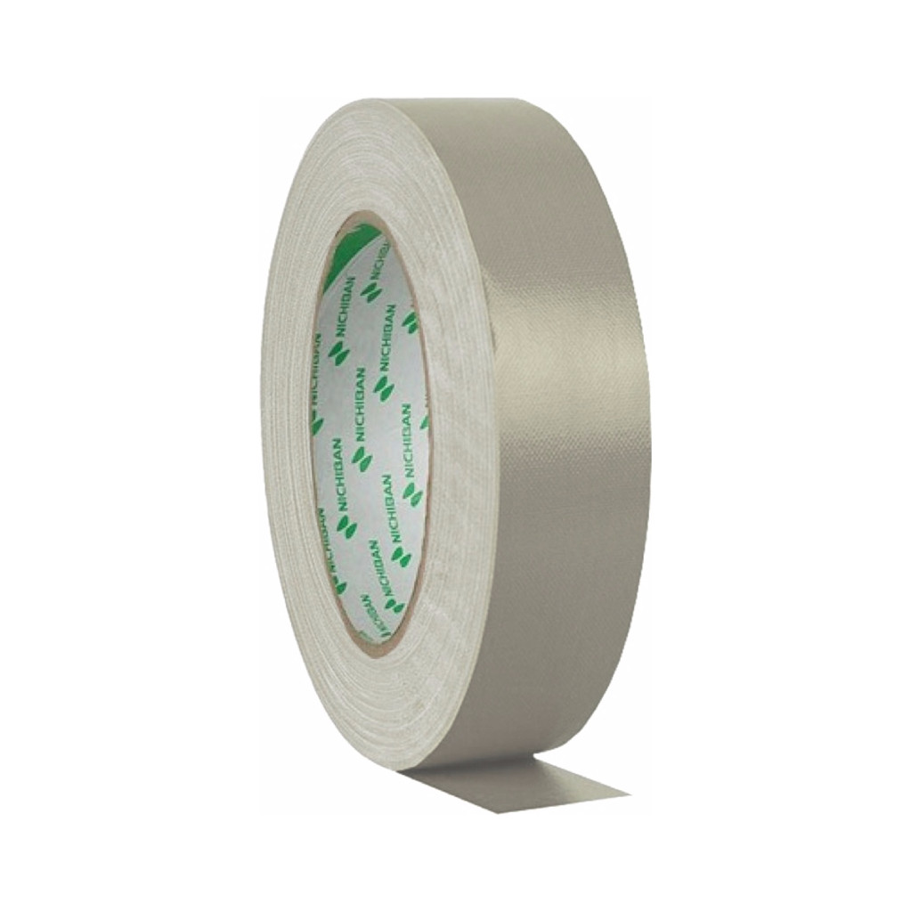 Nichiban Gaffa Tape Grijs 25 m Lang, 50 mm Breed