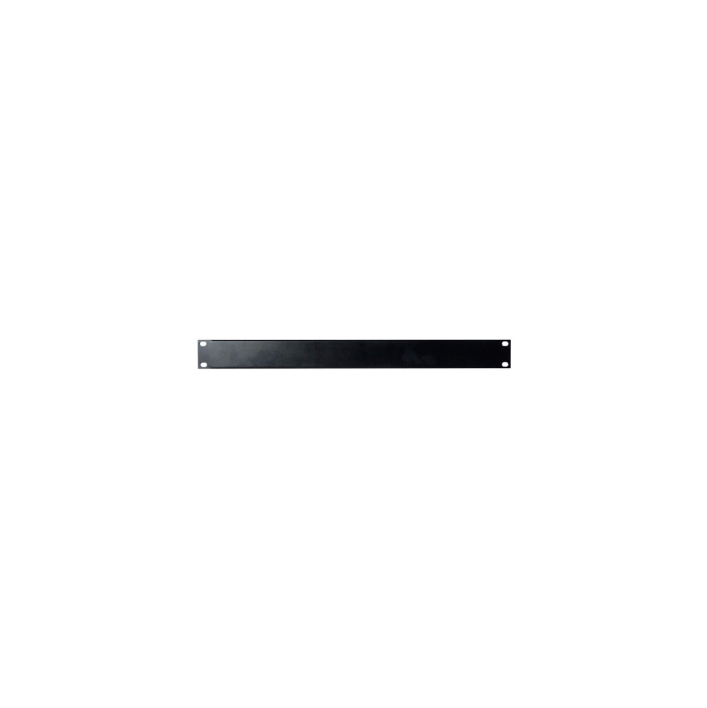 Afbeelding van DAP Audio D7801 Blindpaneel 1U 19 inch rack