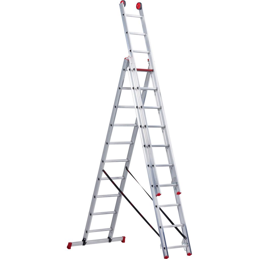 Afbeelding van Altrex All Round 3 x 10 ladder