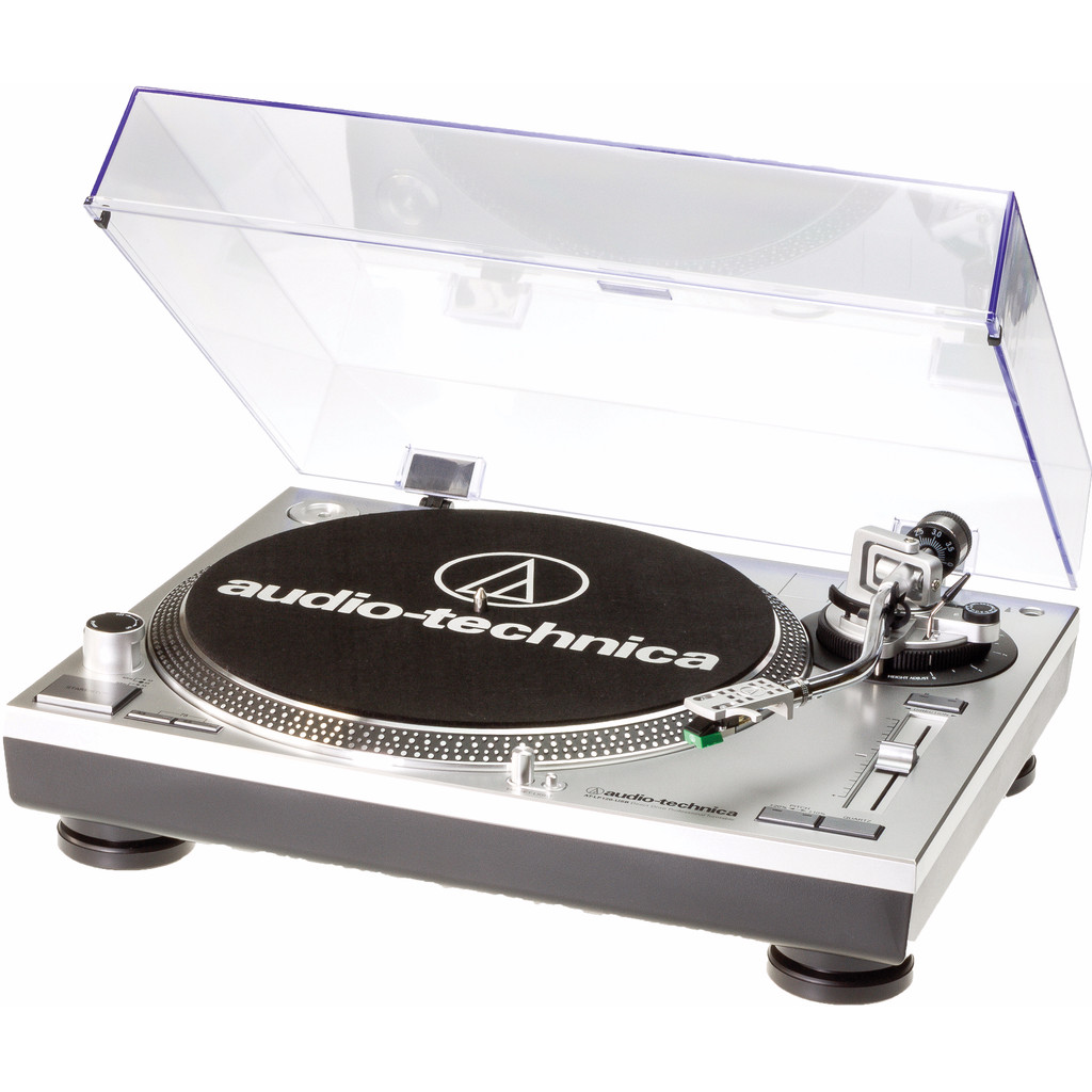 Audio Technica LP-120 USB HC Draaitafel