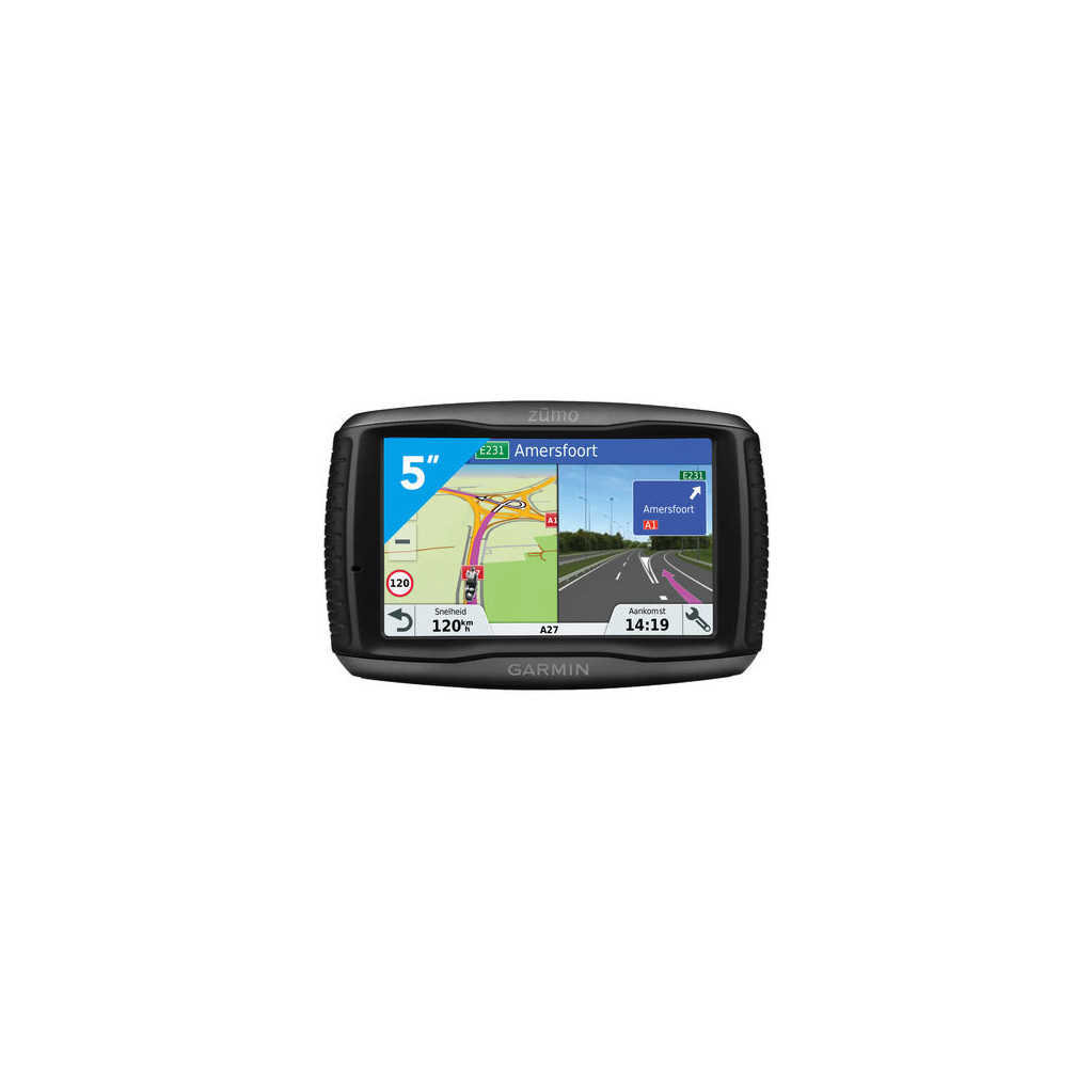 Garmin Zumo 595 LM Travel Edition in Thys