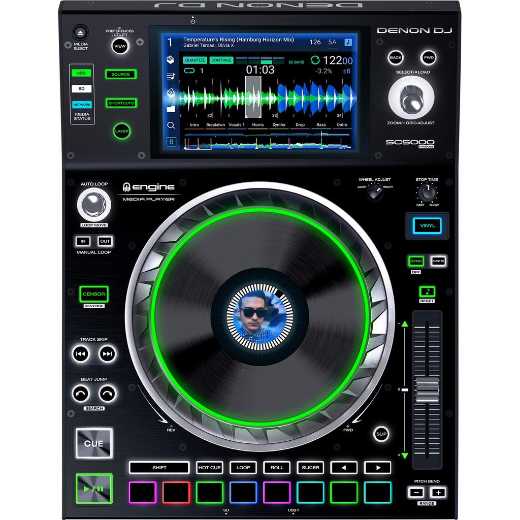 Denon DJ SC5000 Prime in Trognée