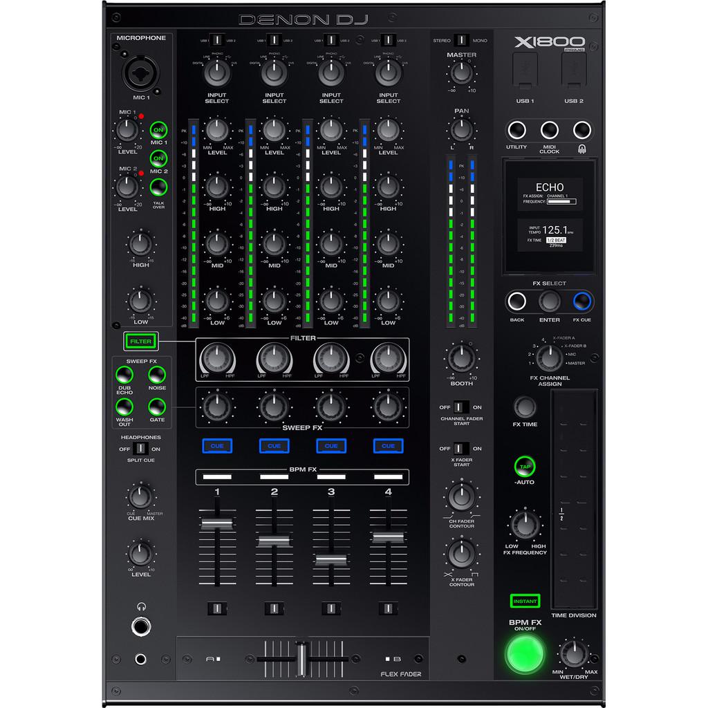 Denon DJ X1800 Prime in Slappeterp