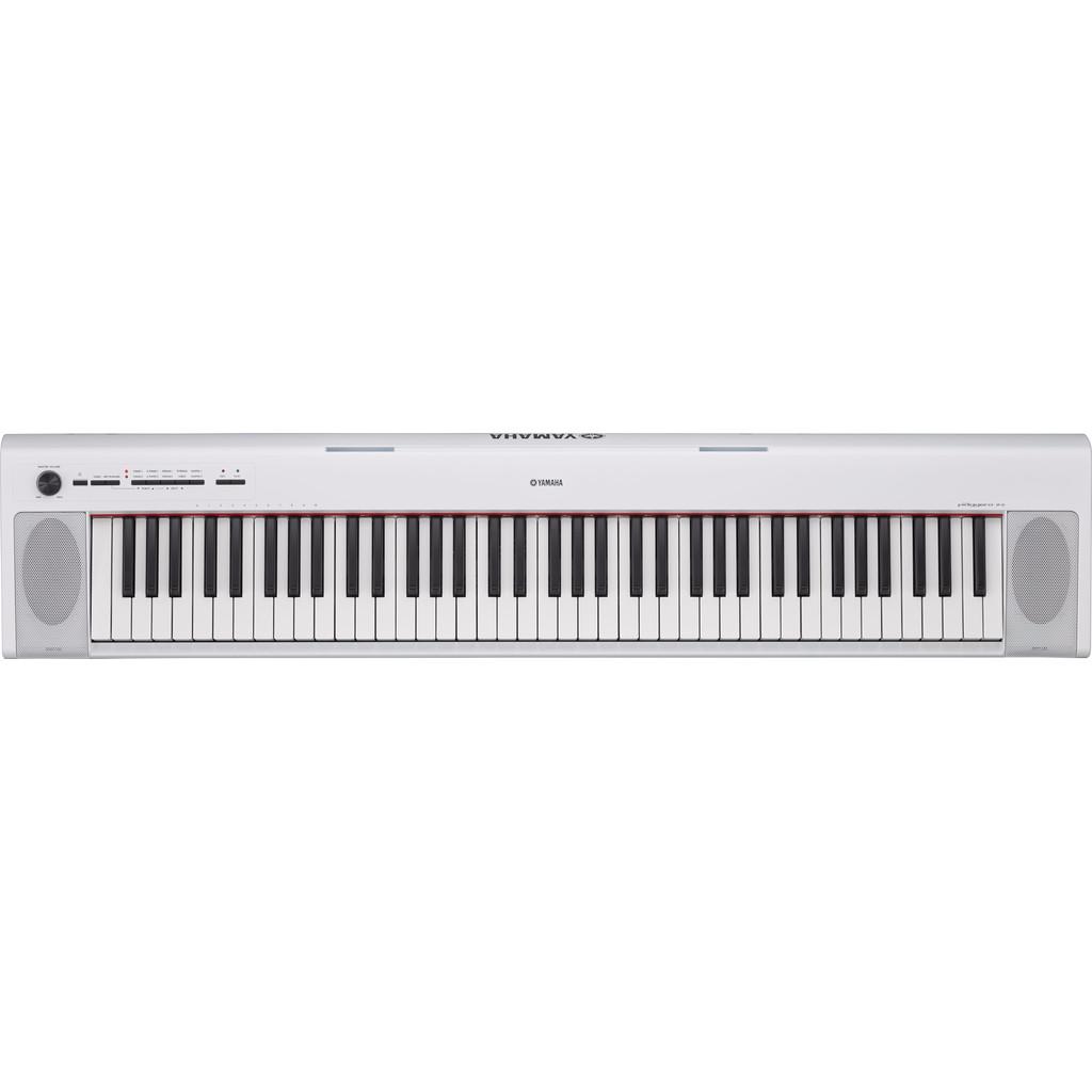 Yamaha NP-32WH Piaggero keyboard wit