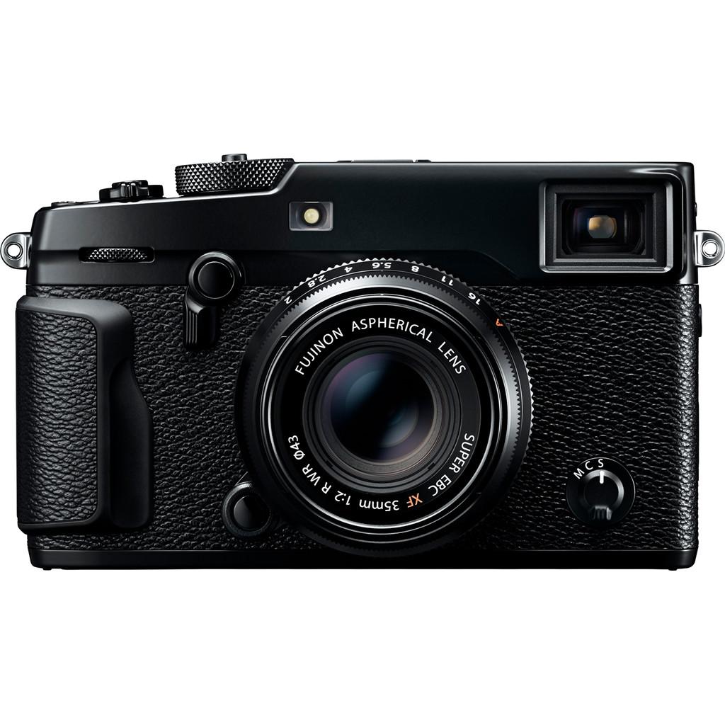 Fujifilm X-Pro2 Zwart + 35mm R WR kopen