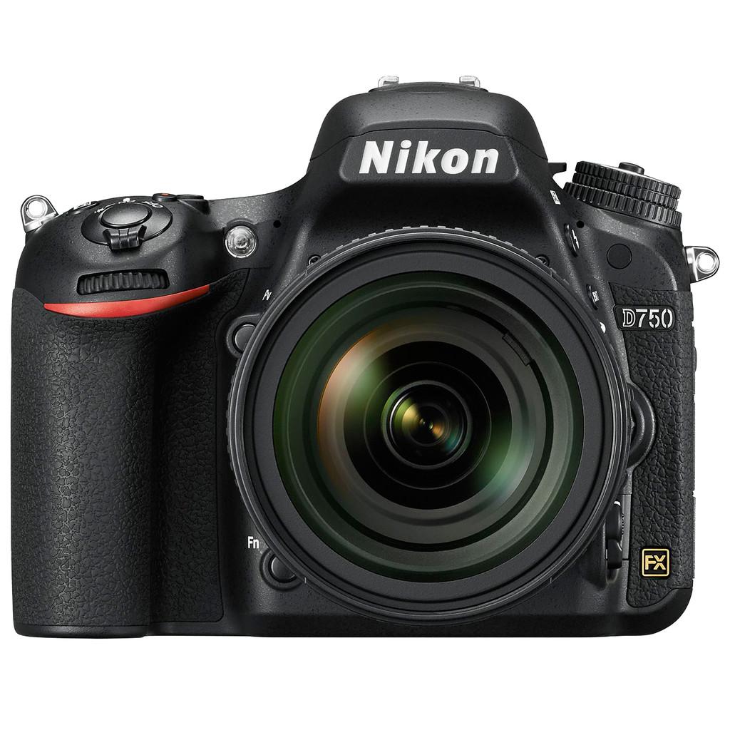 Nikon D750 + 24-85mm VR kopen