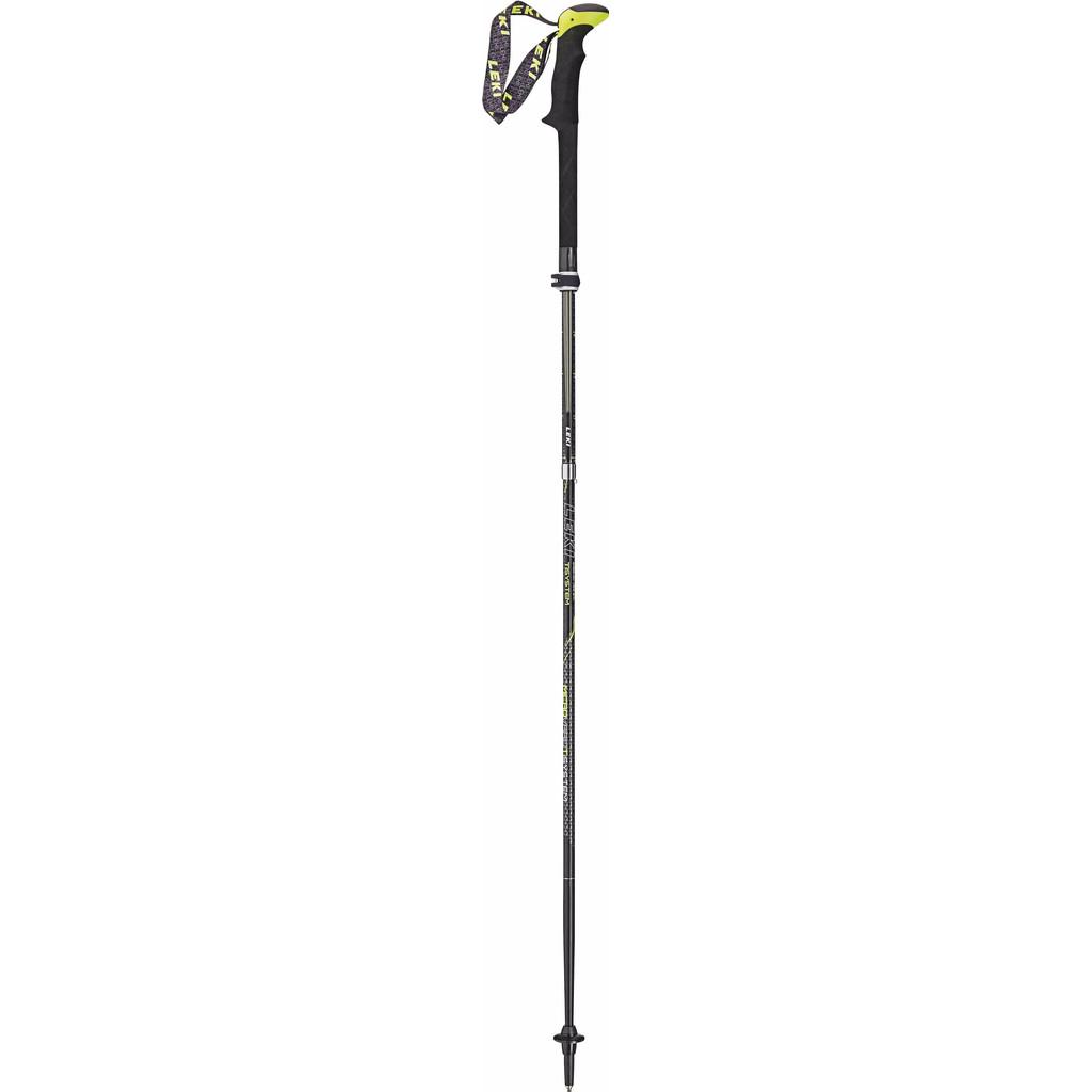 Leki Micro Vario TiSystem Black/Anthracite 130 cm in Aalbeke