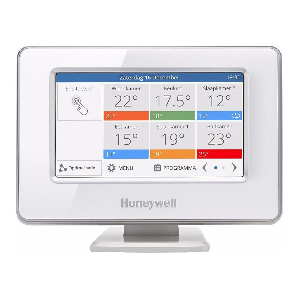 Honeywell EvoHome Single Zone Systeem OpenTherm