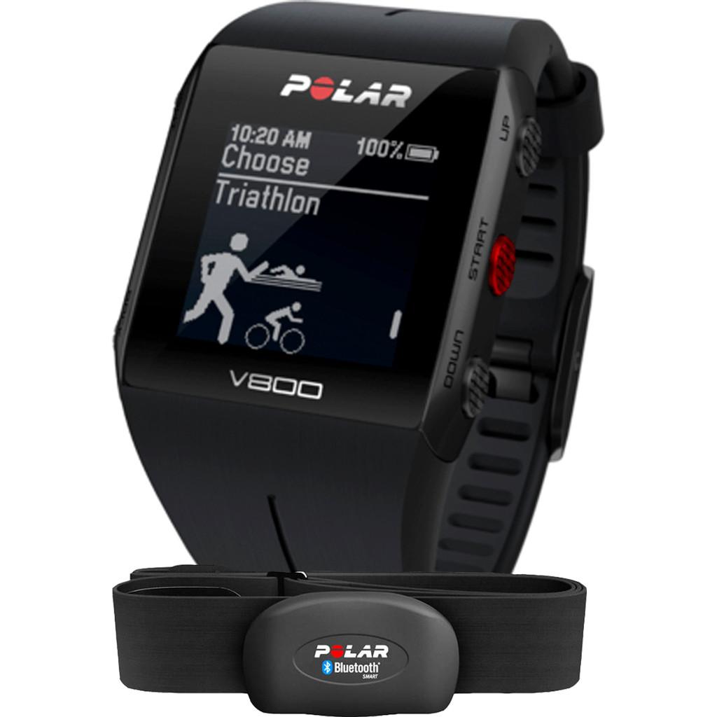 Polar V800 Black HR kopen