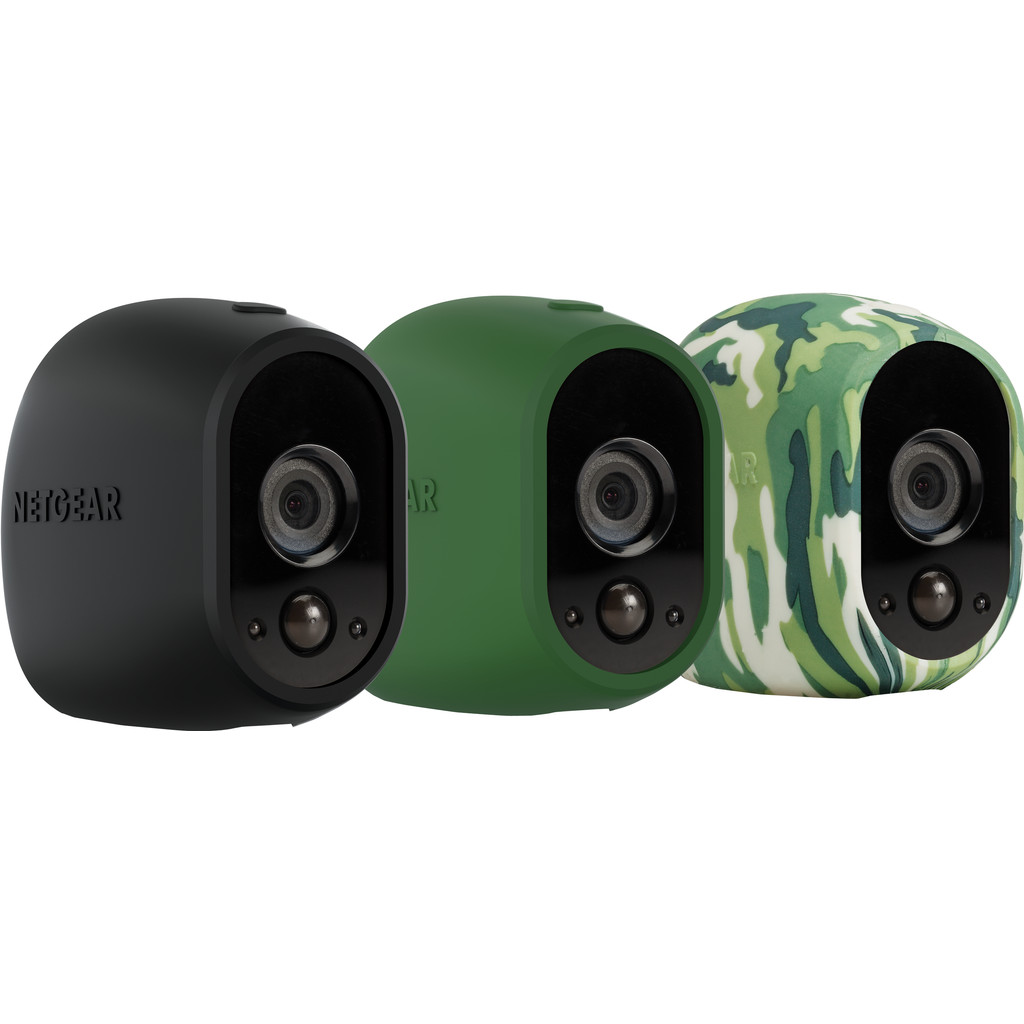 Image of Arlo Wire-Free Camera Skin Pack