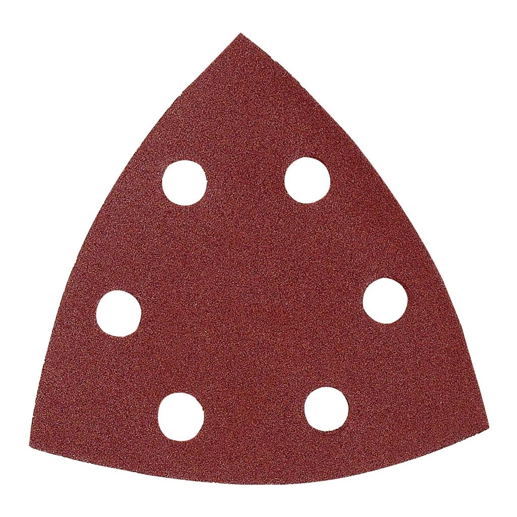 Makita Driehoekschuurschijf 94x94x94 mm K180 (10x) in Watou