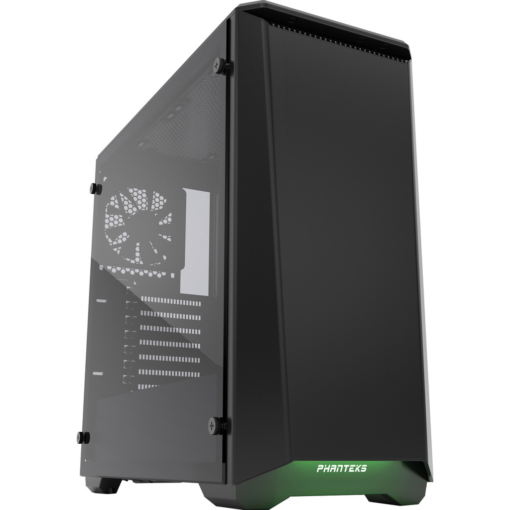 PHANTEKS Eclipse P400 Tempered Glass Zwart kopen