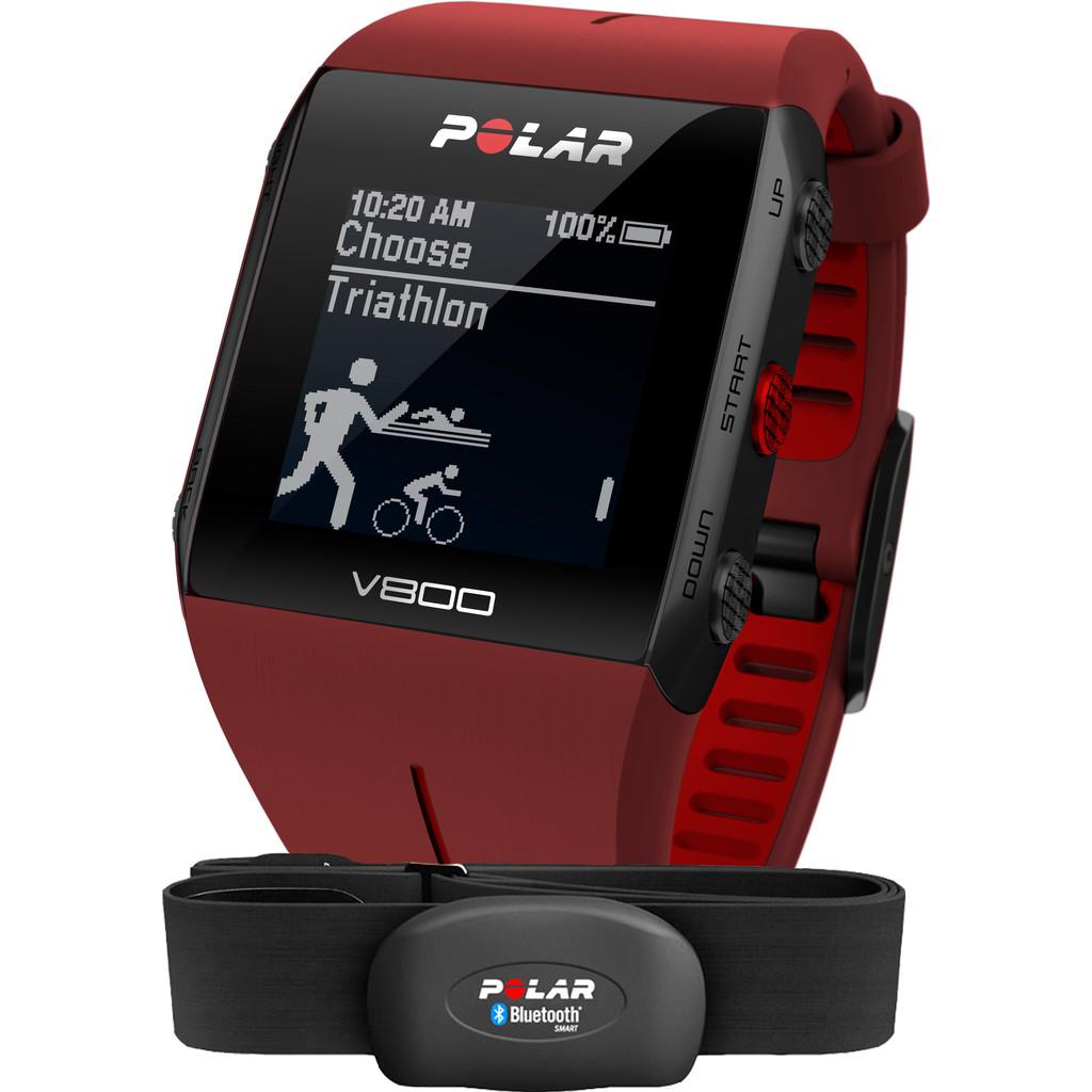 Polar V800 Red HR kopen